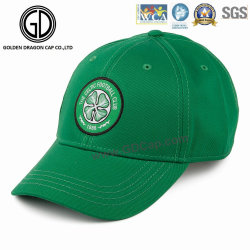 14b41cda8a2 New Adjustable Quality Football Team Baseball Cap with Woven Badge