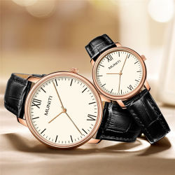 Muniti Sport Gift Watch Couple Men Quartz Wrist Watch in China Factory