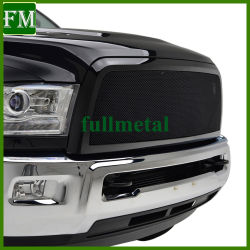 Stainless Wire Mesh Grille Grill for 09-12 Dodge RAM 1500