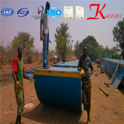 100% New Gold Dredge Working From China