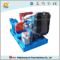 Abrasion Resistant Slurry Circulation Mining Diesel Water Pump