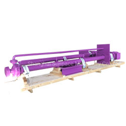 High Quality Long Shaft Chemical Vertical Submerged Pump