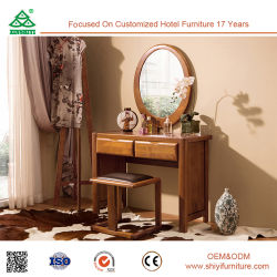 Color Brilliant Make up Dress Dressing Table with Chair