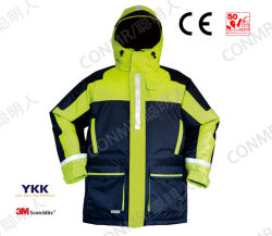 Waterproof and Breathable Fishing Floatation Jacket (QF-901A)