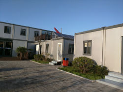 Eco-Friendly Good Quality Container Office House