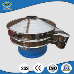 Mini Wet Rotating Round Ceramic Slurry Vibrating Screen (XZS-1200)