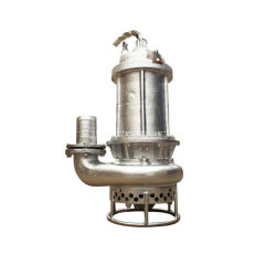 60m3/H 6m A05 Material Water Slurry Sludge Sewage Submersible Pump