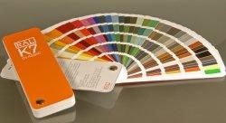 Outdoor Durable Metallic Powder Coating Paint