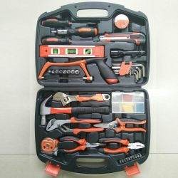 106PCS Hand Tool Kit for House Keeping Auto Repair