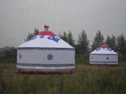 Factory Sale Mongolian Yurt Tent Family Tent