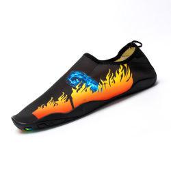 Water Shoes Mens Womens Beach Swim Shoes Quick-Dry Aqua Socks Pool Shoes for Surf Yoga Water Aerobics Esg10368