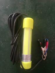 COB 20W AC DC 12V LED Green Fishing Light Fishing Lure Lighting Attracting Fish  Lamps 6m