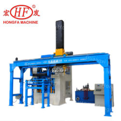 Hfb1250A Fully-Automatic Non Vibration Bidirectional Hydraulic Block Making Production Line