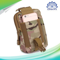 Outdoor Sports Waist Bag for Men Army Camouflage Running Bags