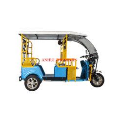 Заводские поставки 48V1000W Пассажирский электрический рикша для Индии