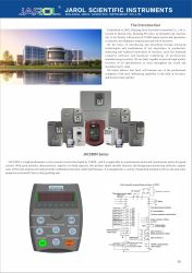 Open Loop Vector Control Variable Frequency Drive (JAC580-110G-4)