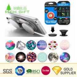 24b5666c45d Wholesale Custom Logo Cell Mobile Phone Pop up Socket 3m Sticky Finger Ring  Clip Desk Tablet