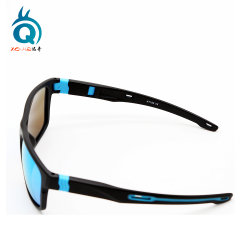 Custom Logo Tr90 Polarized Fashion Men Sports Sunglasses