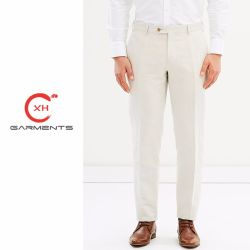 7d9a35f44c25 Xh Garment Offical Linen Trousers