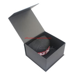 Hot Stamping Strong Rigid Cardboard Sports Cap Hat Box