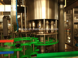 Automatic Filling Machine with Bottle Sealing Labeling Packaging Line (GHAPF-8)