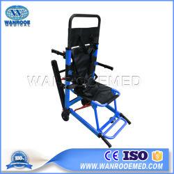 Ea 6f Aluminum Alloy Emergency Foldaway Evacuation Stair Chair
