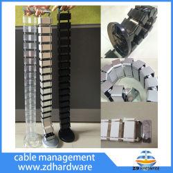 fd5b3df7f2e7 Office Cable Management Desk Accessories White Black Silver Transparent  Color