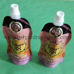 Pet/Pet/PE Endurance Stand up Pouch for Shampoo& Bodywash