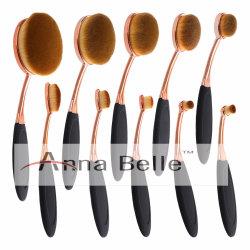 10PCS Professional Cosmetic Makeup Brushes Set Foundation Eyeshadow Brush