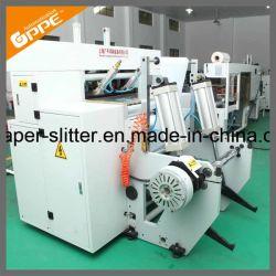 Wholesale Cash Register Paper Roll Rewinding Slitter Machine