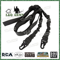 Multi-Use Adjustable Rifle Gun Slings Tactical Straps with Shoulder Pad Sling Swive for Outdoor Sports, Hunting