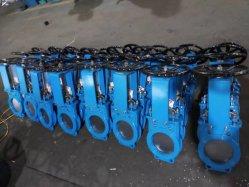 Cast Steel Slurry Metal Seated Knife Gate Valves