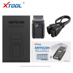 Xtool Anyscan A30 All System Car Detector Obdii Code Reader Scanner for Epb Oil Reset OBD2 Auto Diagnostic Tool Free Update Online