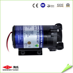 50g Booster Pump in RO System