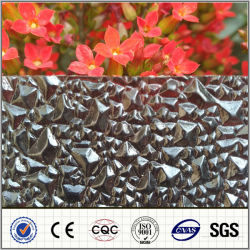 Colorful Polycarbonate Embossed Sheet