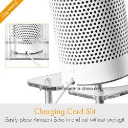 Newest Acrylic Speaker Stand for Alexa Amazon Echo