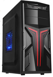 2017 The Latest Design Full Tower ATX Computer Case Gaming Case for Net Bar (D354)