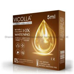 Premium Laroscorbine Vicolla Anti-Aging Vitamin C and Collagen Injection 1.0g