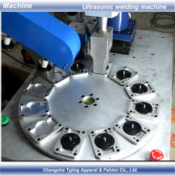 Ultrasonic Plastic Parts Bonding Machine