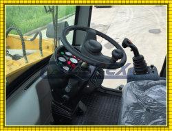 Articulated Compact Small Mini Wheeled/Track Skid Steer Dumper Loader, Backhoe, Front End Tractor Wheel Loader