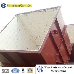 High Abrasion & Wear Resistant Ceramic Lined Cone