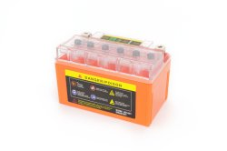 12V 8.6ah Ytz10s Outdo Intelligent Gel Mf Maintenance Free Factory Activated Motorcycle Power Sports High Performance Rechargeable Lead Acid Battery