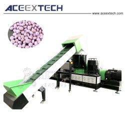 Plastic Composite Film Granule Recycle Machine