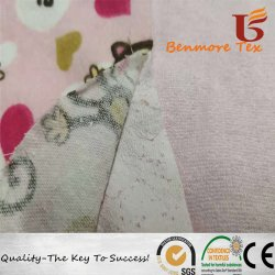 170caab4167 Bamboo Single Terry Fabric Bonded Cotton Flannel Fabric with White TPU  Inside