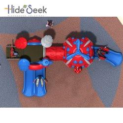 Gym Sport Playground Slide for Kindergarten (HS00401)