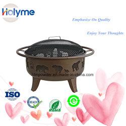 Silicon Based Heat Resistant Powder Coatings (HMG)