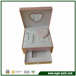 Wholesale Contracted Style Yellow Paper Jewelry Case