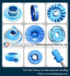 Centrifugal Slurry Pump Spares, Ah Slurry Pump Parts