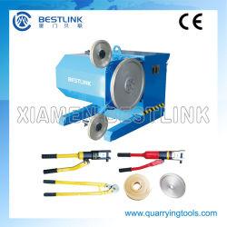 37kw 45kw 55kw 75kw Stone Wire Saw Cutter