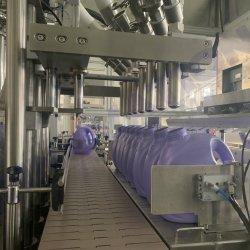 Hospital Laundry Detergen Sport Cleaner /Fabric Softener / Liquid Bleach / Anti Corrosive Bleach /Diswashing Liquid/ Daily Chemicals Filling Machine